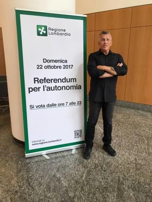 Politica. La bandiera di Casapound nel consiglio comunale di Mantova: aderisce Luca de Marchi