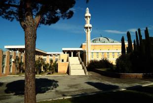 La moschea di Via Salaria a Roma