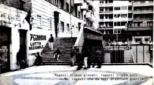 Acca Larentia (di C. Mussolini). Gli anni dell'odio negli occhi di un bambino