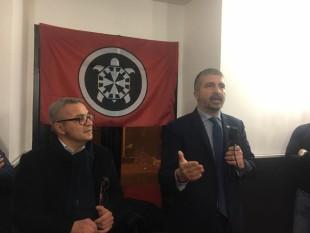 """Politica. Di Stefano (Casapound): """"Priorità? Sovranità monetaria. Possibile appoggio esterno a governo anti-Ue"""""""