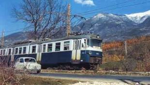 InTreno. La nostalgia della linea ferroviaria dei trenini, da Roma a Fiuggi
