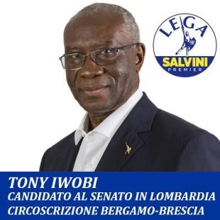 Il caso. La Lega elegge Tony Iwobi: sarà il primo senatore di colore della Repubblica