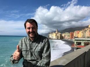 """Il caso. Salvini snobba il """"fazioso"""" Fazio e la sua trasmissione-manifesto del pensiero unico"""