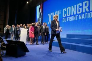 """Esteri. Marine Le Pen: """"Voglio diventare presidente della Francia"""""""