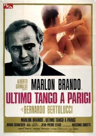 Il poster italiano del film di Bertolucci