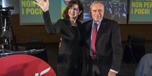 Boldrini(Leu):Bernini? Almeno una presidente donna è auspicabile