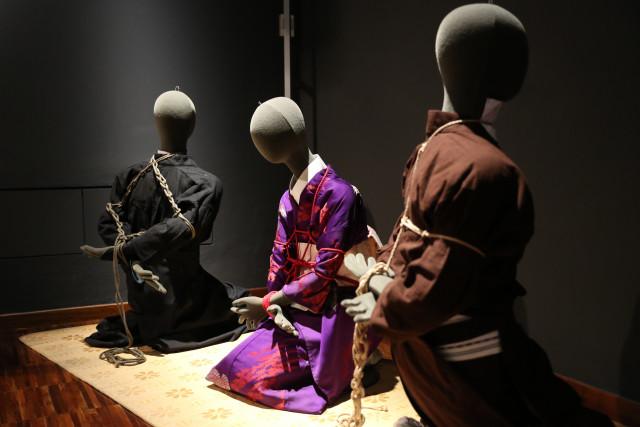 Mostra a torino ninja e samurai magia ed estetica per for Samurai torino