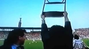 Calcio. Breve elogio del ribelle Mondonico e della sua sedia al cielo