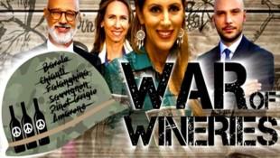 """La storia. Luciana Sabino e le """"Antiche Cantine Migliaccio"""" a War of Wineries"""