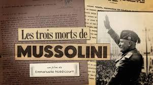 """Storia. Domani su Retequattro il documentario  """"Mussolini – Gli ultimi giorni"""""""