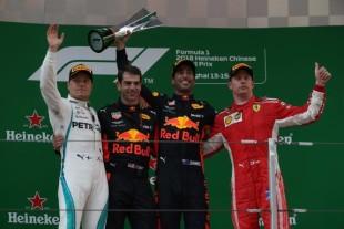 Formula 1. In Cina vince Ricciardo, gli errori che costano il gp alla Ferrari