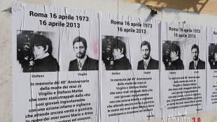 Rogo di Primavalle. Polemica tra Giampaolo Mattei e Gianni Alemanno sulla cerimonia