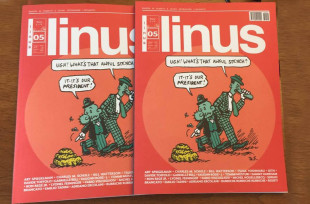 """Fumetti. Dal 3 maggio ritorna in edicola """"linus"""" (con Houellebecq): direttore Elisabetta Sgarbi"""