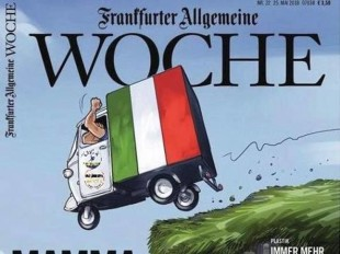 """""""Mafiosi, mendicanti, ratti"""". Un viaggio nella retorica anti italiana"""