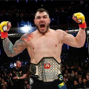L'intervista. Mauro Cerilli, il martello italiano colpisce nelle MMA