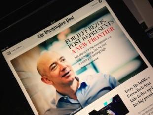 Editoria. Il Washington Post di Jeff Bezos apre un nuovo ufficio a Roma