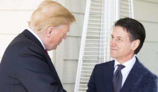 Politica. Trump preferisce il governo Lega-M5S a Macron e Merkel, leader in disarmo