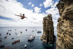 L'evento. A Sao Miguel tornano i tuffi estremi della Red Bull Diving