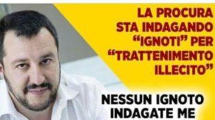 Il commento (di E.Novi). Caso Salvini: se la magistratura protegge chi viola le frontiere e attacca chi le protegge