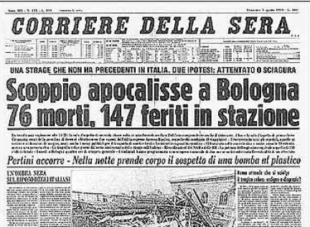 """Il caso. I parlamentari di Fdi: """"Ora una commissione d'inchiesta sulla strage di Bologna"""""""