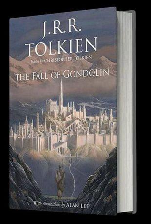"""Libri. Esce """"The Fall of Gondolin"""", la mitica città tolkeniana dove tutto ebbe inizio"""