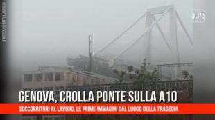 Il caso. La tragedia del ponte di Genova e l'insegnamento di Junger