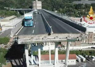 La nota (di M.Veneziani). Il crollo del ponte Morandi a Genova e il pensiero unico dei Benetton