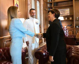 Caso Mar Il Ministro Trenta A Latorre E Girone LItalia Con