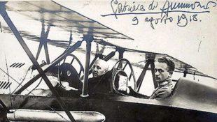 Storia. I cento anni del volo su Vienna di Gabriele D'Annunzio