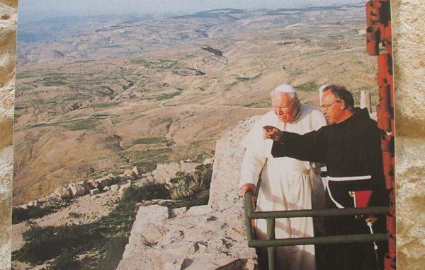 Il ritratto (di F.Cardini). Piccirillo francescano archeologo tra Palestina e Israele