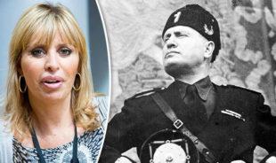 """Il caso. Alessandra Mussolini: """"Denuncerò chi insulta il Duce sul web"""""""