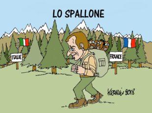 """I """"rimpatri"""" forzati della Francia di Macron visti da Krancic"""