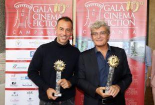 Roma. Al Galà del Cinema e della Fiction premiati Garrone e Martone
