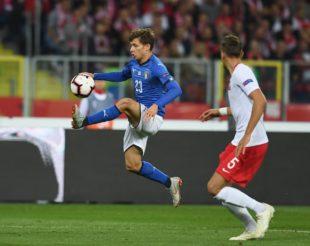 Calcio. L'Italia scrausa di Mancini ha (almeno) qualcuno in cui credere: Barella