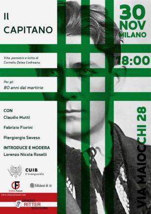 A Milano un convegno per gli 80 anni della morte di Codreanu