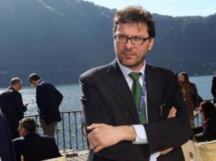 """Giorgetti (Lega): """"Reddito di cittadinanza? Lo vuole il Sud dei 5Stelle, l'Italia che non ci piace"""""""