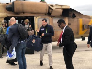 Il caso. La scivolata di Salvini su Hezbollah: le critiche della Meloni e delle destre