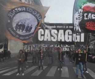 Il caso. Facebook oscura (senza motivo) la pagina di Casaggì Firenze: la censura contro i ribelli