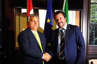 """Politica. La previsione di Prodi: """"Anche Salvini andrà nel Partito popolare europeo"""""""