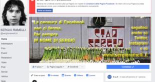 Il caso. Facebook ha cancellato il ricordo di Sergio Ramelli