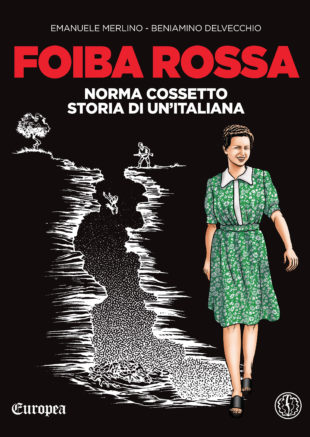 Foiba Rossa, graphic novel su Norma Cossetto