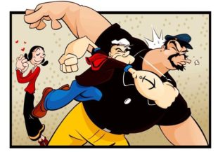 Fumetti. Braccio di Ferro ha compiuto 90 anni