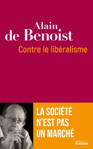 L'ultimo saggio di Alain de Benoist