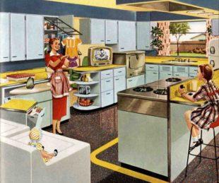 Cultura. The Kitchen debate: 40 anni fa il futuro del mondo ...