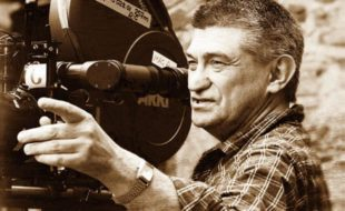Il regista russo Alexander Sokurov