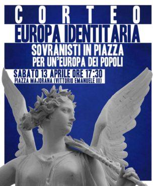 Politica. A Catania corteo unitario dell'area sovranista: in piazza dalla Lega a tutte le destre