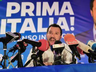 Il caso. Deputata della destra tedesca propone Salvini come Nobel per la pace