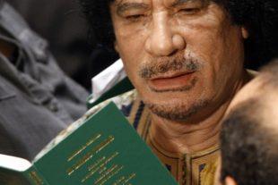 Libia (di M.Fini). Gheddafi fantasma degli errori italiani in politica estera