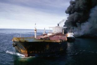 """Geopolitica.La """"Guerra delle petroliere"""" durante la Guerra del Golfo tra Iran e Iraq, 1980-1988"""