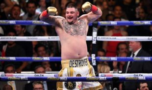 RitrattiDi#Sport. Andy Ruiz il gordo schiacciasassi (sotto forma di budino)